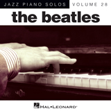 The Beatles The Long And Winding Road [Jazz version] (arr. Brent Edstrom) Sheet Music and PDF music score - SKU 150671