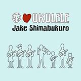 The Beatles While My Guitar Gently Weeps (arr. Jake Shimabukuro) Sheet Music and PDF music score - SKU 186378