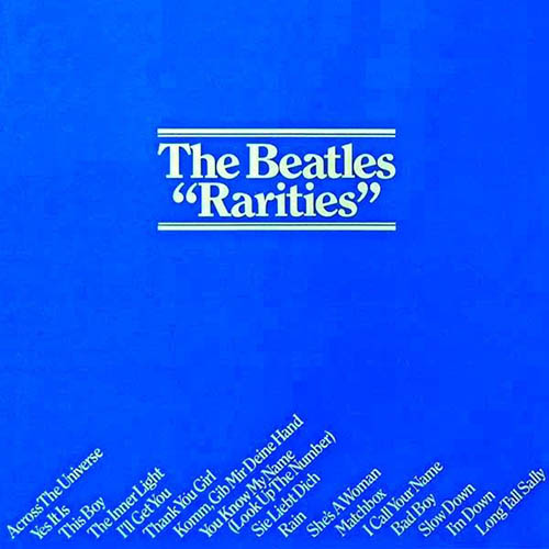 The Beatles, You Know My Name (Look Up The Number), Piano, Vocal & Guitar (Right-Hand Melody)