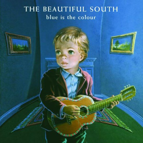 The Beautiful South, Little Blue, Piano, Vocal & Guitar (Right-Hand Melody)
