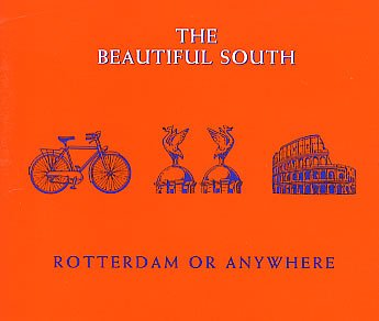 The Beautiful South, Rotterdam (Or Anywhere), Piano, Vocal & Guitar (Right-Hand Melody)