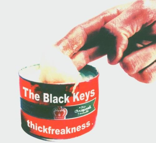 The Black Keys Hard Row profile image