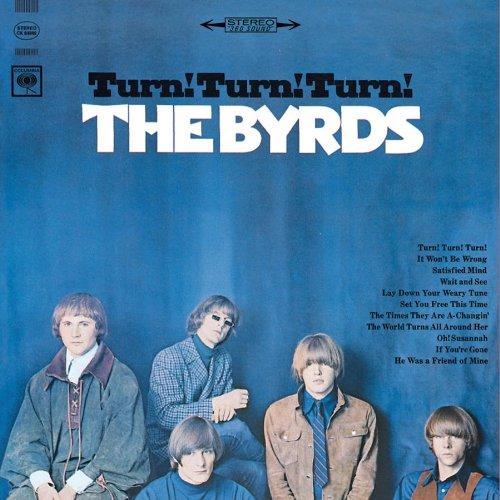 The Byrds, Turn! Turn! Turn! (To Everything There Is A Season), Lyrics & Chords