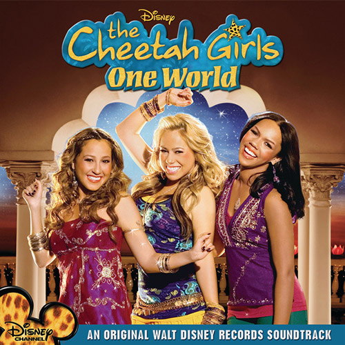 The Cheetah Girls Getting Crazy On The Dance Floor profile image