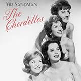 The Chordettes Mister Sandman Sheet Music and PDF music score - SKU 158084