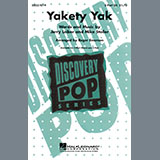 The Coasters Yakety Yak (arr. Roger Emerson) Sheet Music and PDF music score - SKU 438932
