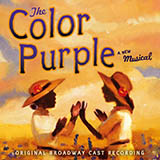 The Color Purple (Musical) Somebody Gonna Love You Sheet Music and PDF music score - SKU 77537