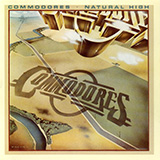 The Commodores Three Times A Lady Sheet Music and PDF music score - SKU 176687
