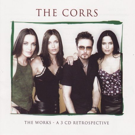 The Corrs, No Frontiers, Piano, Vocal & Guitar