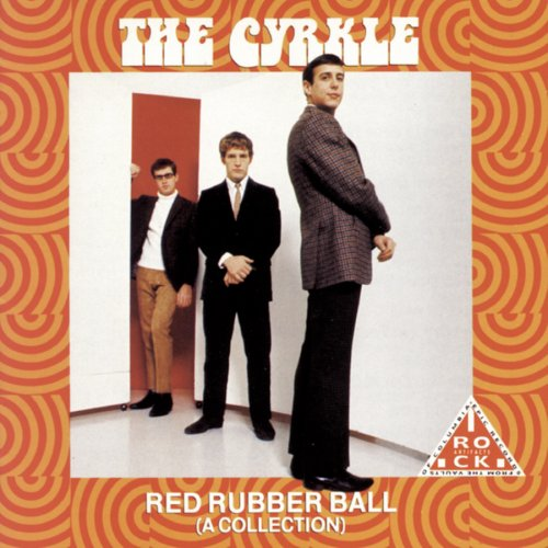 The Cyrkle, Red Rubber Ball, Piano, Vocal & Guitar (Right-Hand Melody)