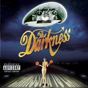 The Darkness, Love Is Only A Feeling, Piano, Vocal & Guitar