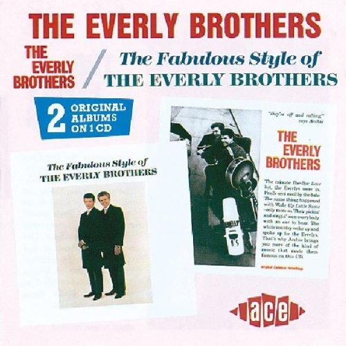 The Everly Brothers, Take A Message To Mary, Lyrics & Chords