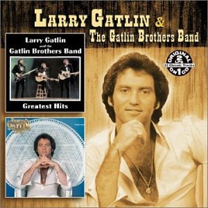 The Gatlin Brothers, All The Gold In California, Piano, Vocal & Guitar (Right-Hand Melody)