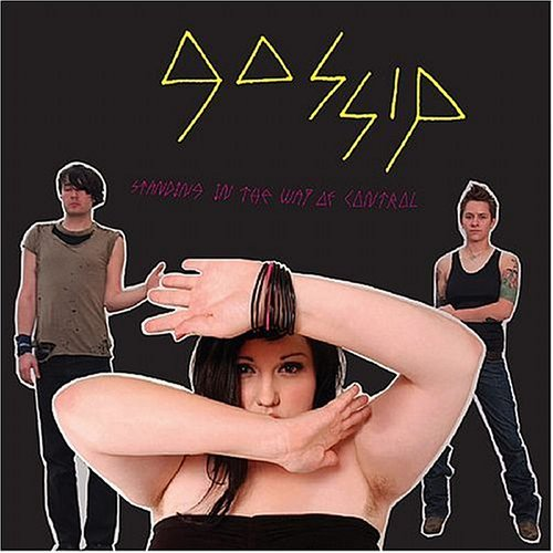 The Gossip, Standing In The Way Of Control, Piano, Vocal & Guitar (Right-Hand Melody)