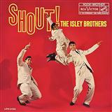 The Isley Brothers Shout Sheet Music and PDF music score - SKU 98616