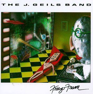 The J. Geils Band Centerfold profile image
