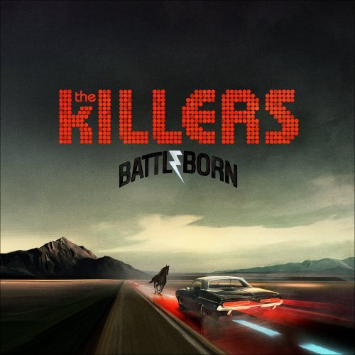 The Killers, Flesh And Bone, Piano, Vocal & Guitar (Right-Hand Melody)