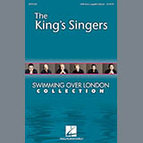 The King's Singers Andromeda (from Swimming Over London) Sheet Music and PDF music score - SKU 158915