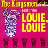 The Kingsmen Louie, Louie Sheet Music and PDF music score - SKU 18892
