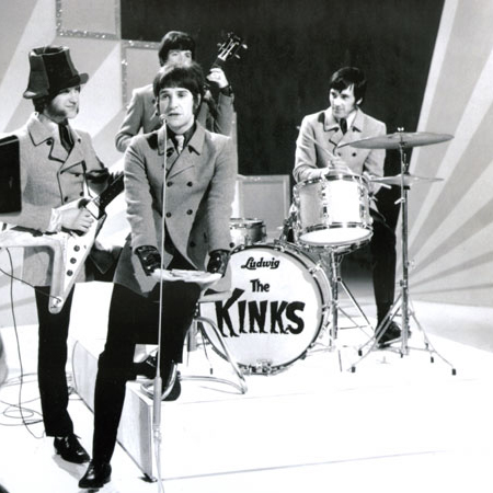 The Kinks, Tired Of Waiting For You, Lyrics & Chords