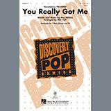 The Kinks You Really Got Me (arr. Mac Huff) Sheet Music and PDF music score - SKU 437182