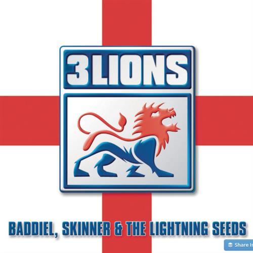 The Lightning Seeds, Three Lions, Lyrics & Chords