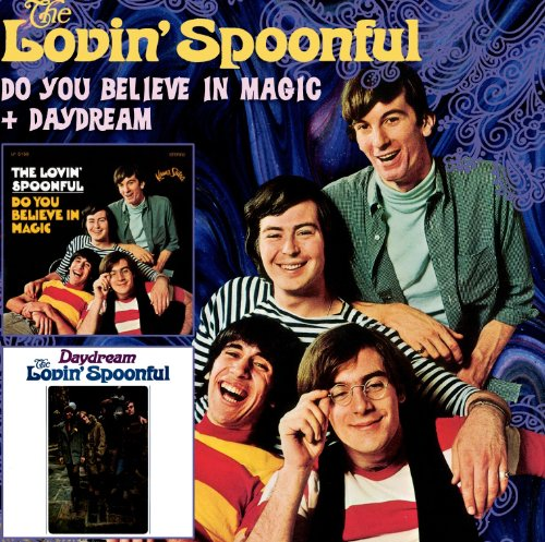 The Lovin' Spoonful, Daydream, Lyrics & Chords