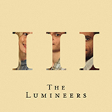 The Lumineers Life In The City Sheet Music and PDF music score - SKU 440016
