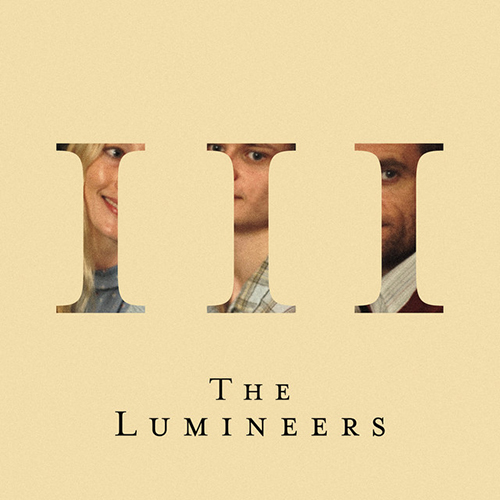 The Lumineers, Soundtrack Song, Piano, Vocal & Guitar (Right-Hand Melody)