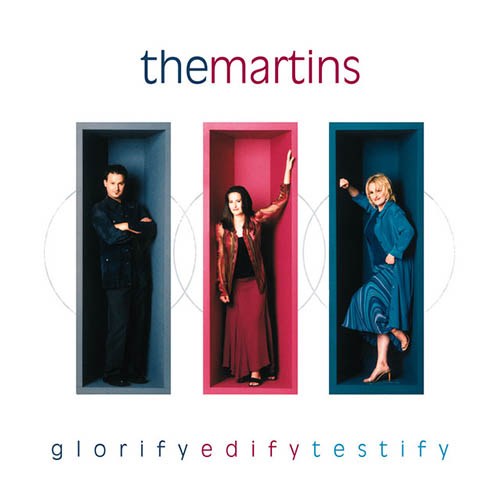 The Martins My Jesus, I Love Thee profile image