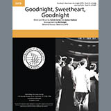 The McGuire Sisters Goodnight, Sweetheart, Goodnight (arr. Mel Knight) Sheet Music and PDF music score - SKU 432802