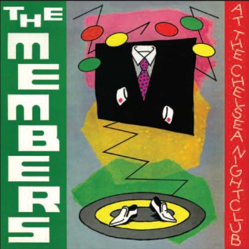 The Members, The Sound Of The Suburbs, Lyrics & Chords
