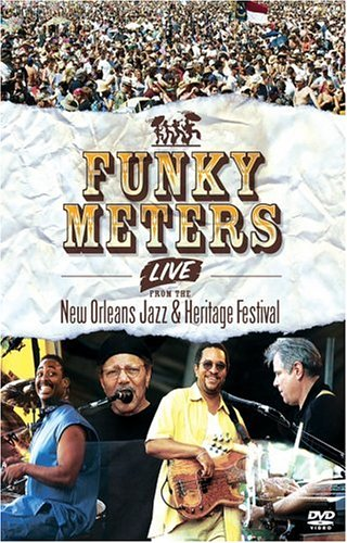 The Meters, Cissy Strut, Piano