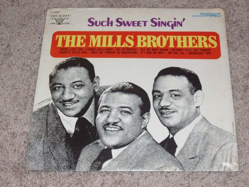 The Mills Brothers Meet Me Tonight In Dreamland profile image