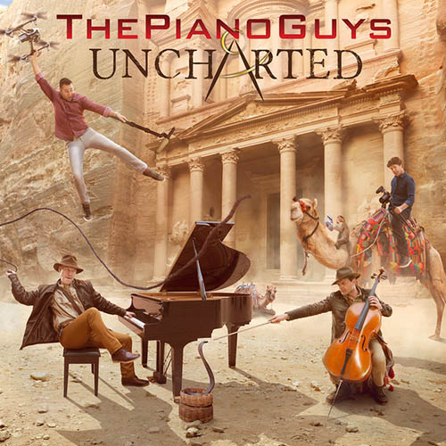 The Piano Guys, Can't Stop The Feeling, Piano