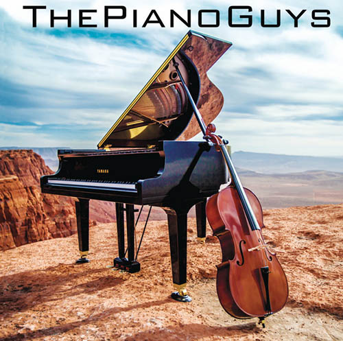 The Piano Guys, Over The Rainbow / Simple Gifts, Easy Piano