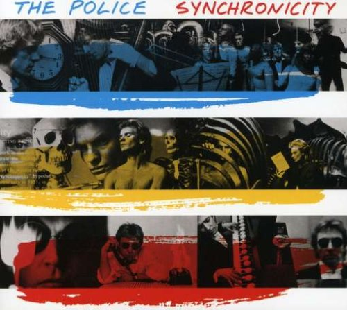 Synchronicity sheet music