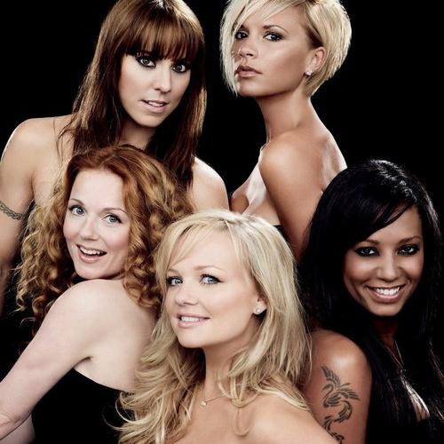 The Spice Girls, 2 Become 1, Melody Line, Lyrics & Chords