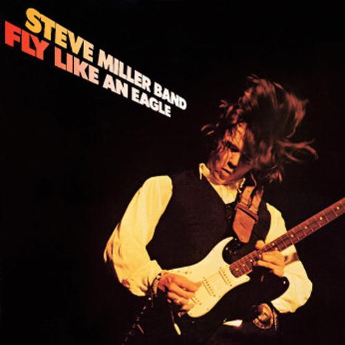 The Steve Miller Band, Fly Like An Eagle, Piano, Vocal & Guitar (Right-Hand Melody)