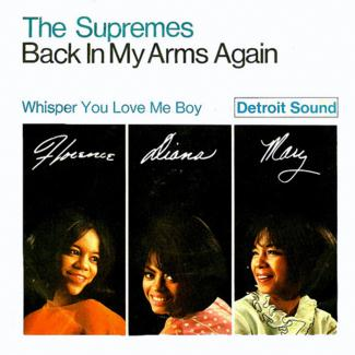 The Supremes Back In My Arms Again profile image