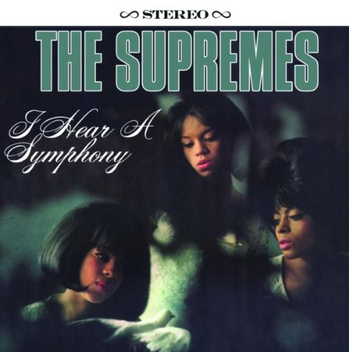The Supremes, I Hear A Symphony, Piano, Vocal & Guitar (Right-Hand Melody)
