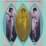 The Supremes You Keep Me Hangin' On Sheet Music and PDF music score - SKU 175280