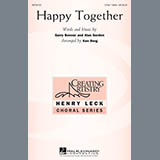 The Turtles Happy Together (arr. Ken Berg) Sheet Music and PDF music score - SKU 437228
