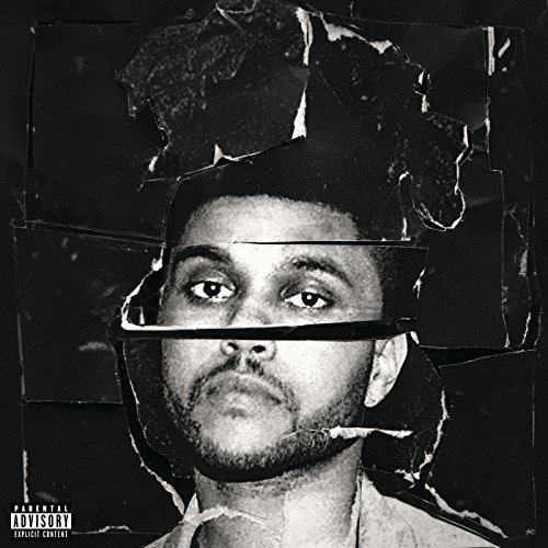 The Weeknd, Can't Feel My Face, Piano, Vocal & Guitar (Right-Hand Melody)