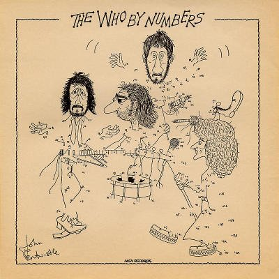 The Who, Dreaming From The Waist, Lyrics & Chords