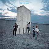 The Who Going Mobile Sheet Music and PDF music score - SKU 252288