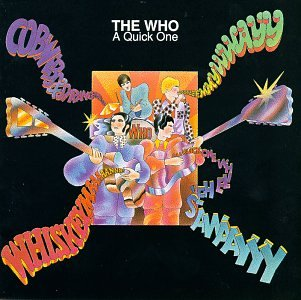 The Who, Substitute, Keyboard