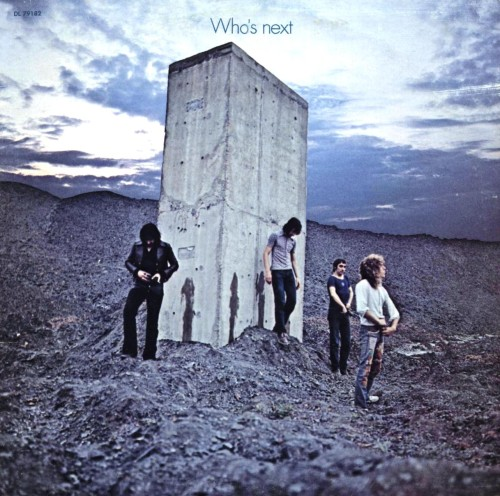 The Who Won't Get Fooled Again Sheet Music and PDF music score - SKU 381902
