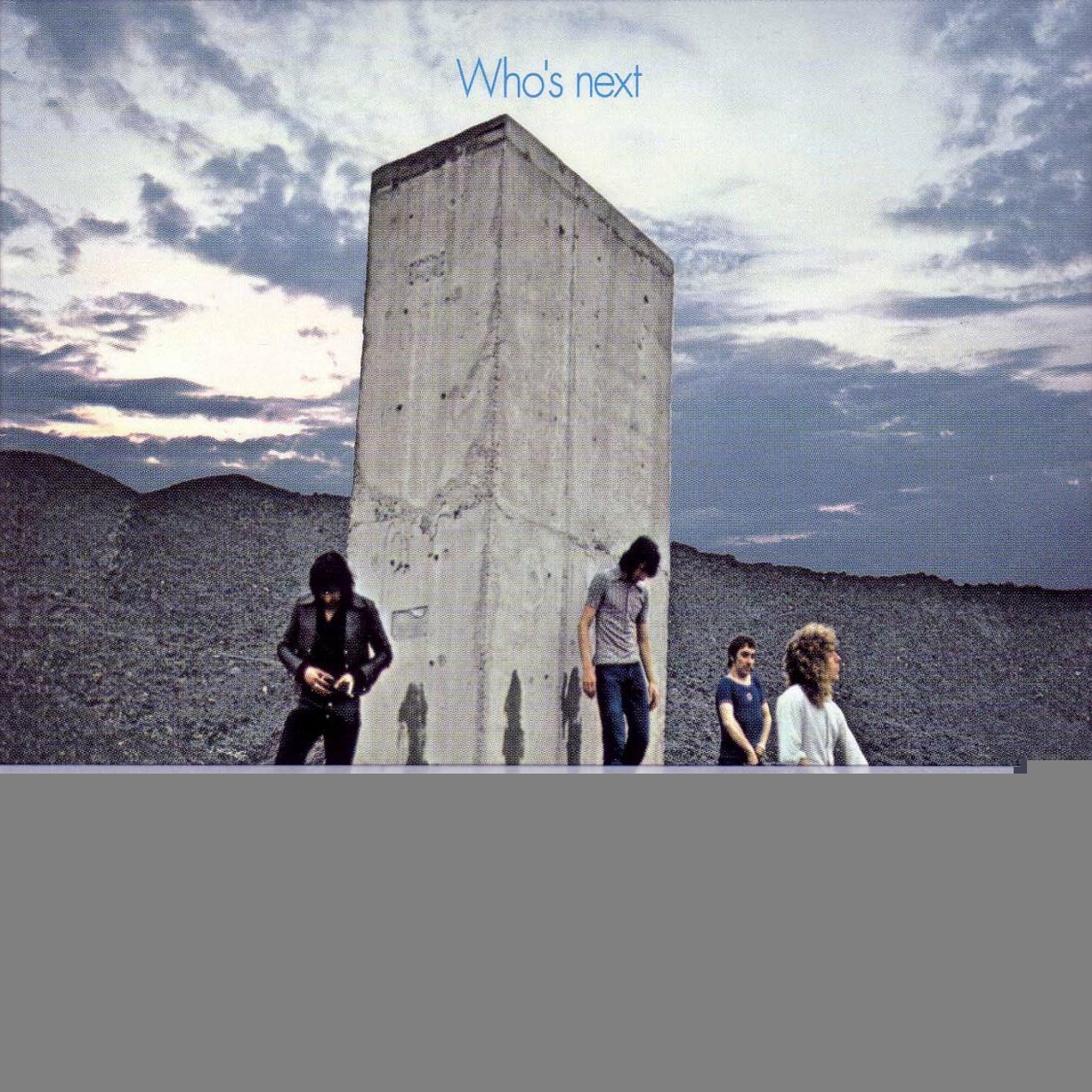 The Who, Young Man Blues, Lyrics & Chords