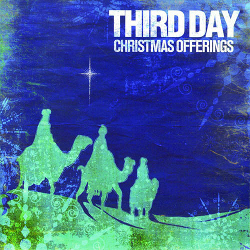Third Day, Born In Bethlehem, Piano, Vocal & Guitar (Right-Hand Melody)